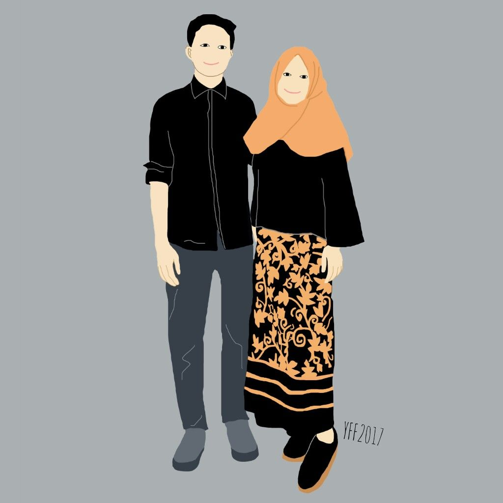 Istri Shalihah dan Suami Shalih (1)
