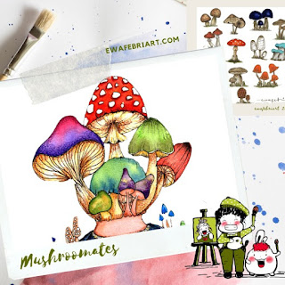 Mushroomates