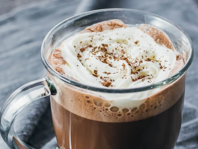 Hot Chocolate #winter #drinks