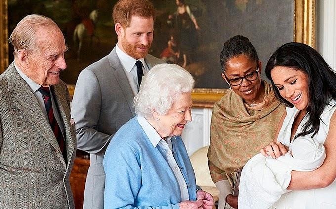 Rainha Elizabeth II reúne a família para avaliar decisão de Harry e Meghan