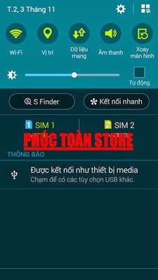Tiếng Việt Note 4 SM-N9106W và CH Play ok alt