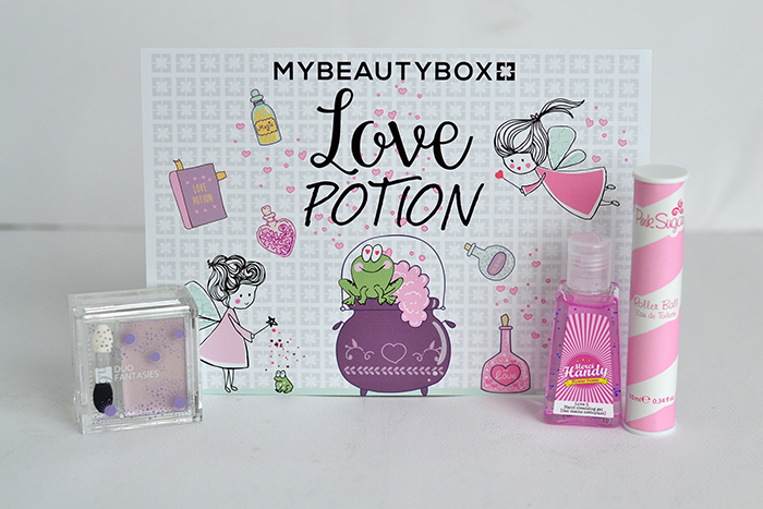 my beauty box love potion