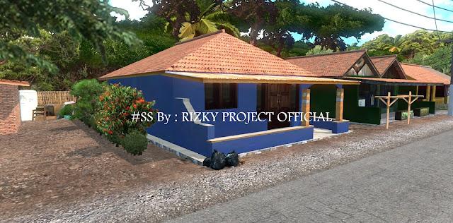Model ETS2 Rumah 6