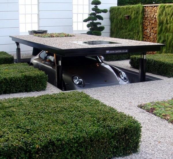Cardok Mono Underground Parking System