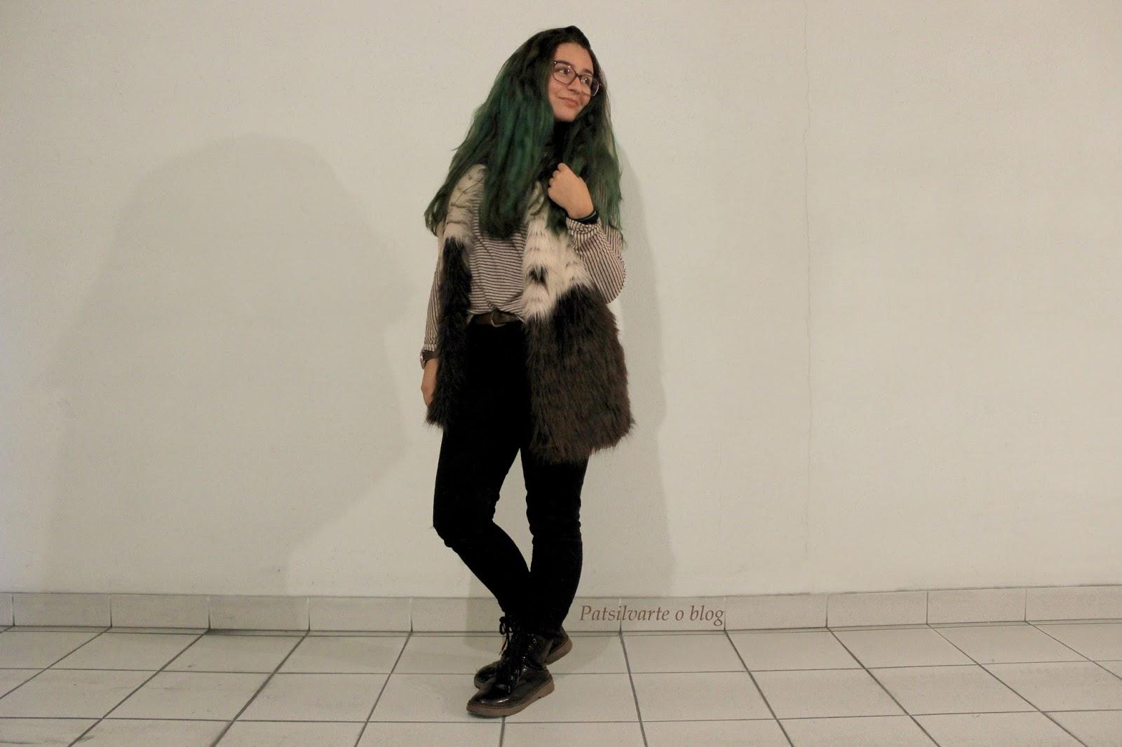 Fur Faux vest