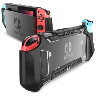 Game-Acc Cover Dockable Case Compatible with Console