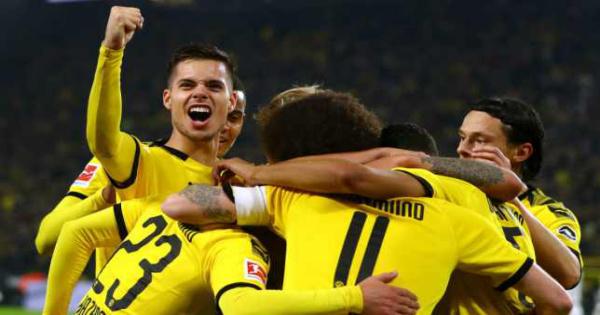 نتيجة مباراة بوروسيا دوتموند وشالكة بث مباشر 16-5-2020 الدوري الالماني