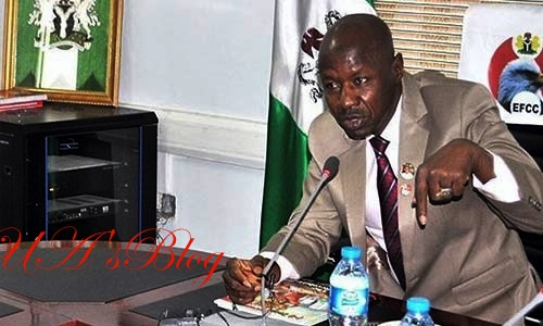 Lagos, Rivers Headquarters Of Money Laundering – Magu