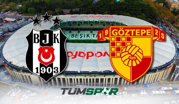 Beşiktaş Göztepe canlı maç izle | şifresiz kesintisiz