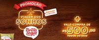 Promoção Arroz Broto Legal Viagem dos Sonhos promobrotolegal.com.br