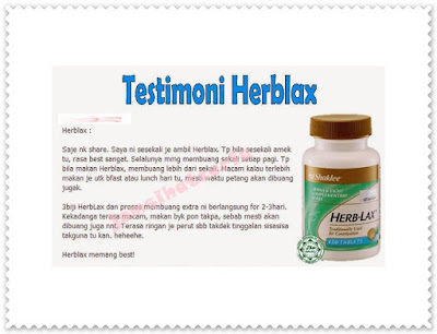 Herb-Lax, Independent SHAKLEE Distributor, Info, Kongsi, Pengedar Shaklee Kuantan, Produk SHAKLEE, Testimoni, Testimoni Herb-Lax,
