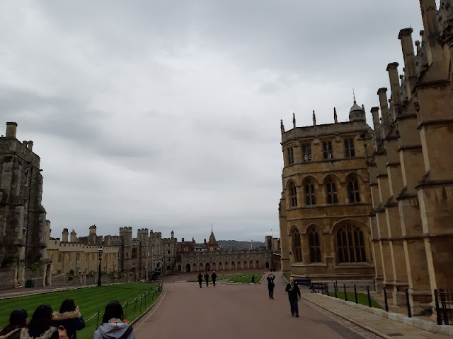 Mengunjungi  Windsor Castle