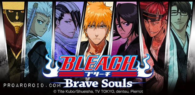 Bleach Brave Souls مهكرة