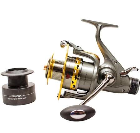 Риболовна Макара Diamant Alb KT 6000A