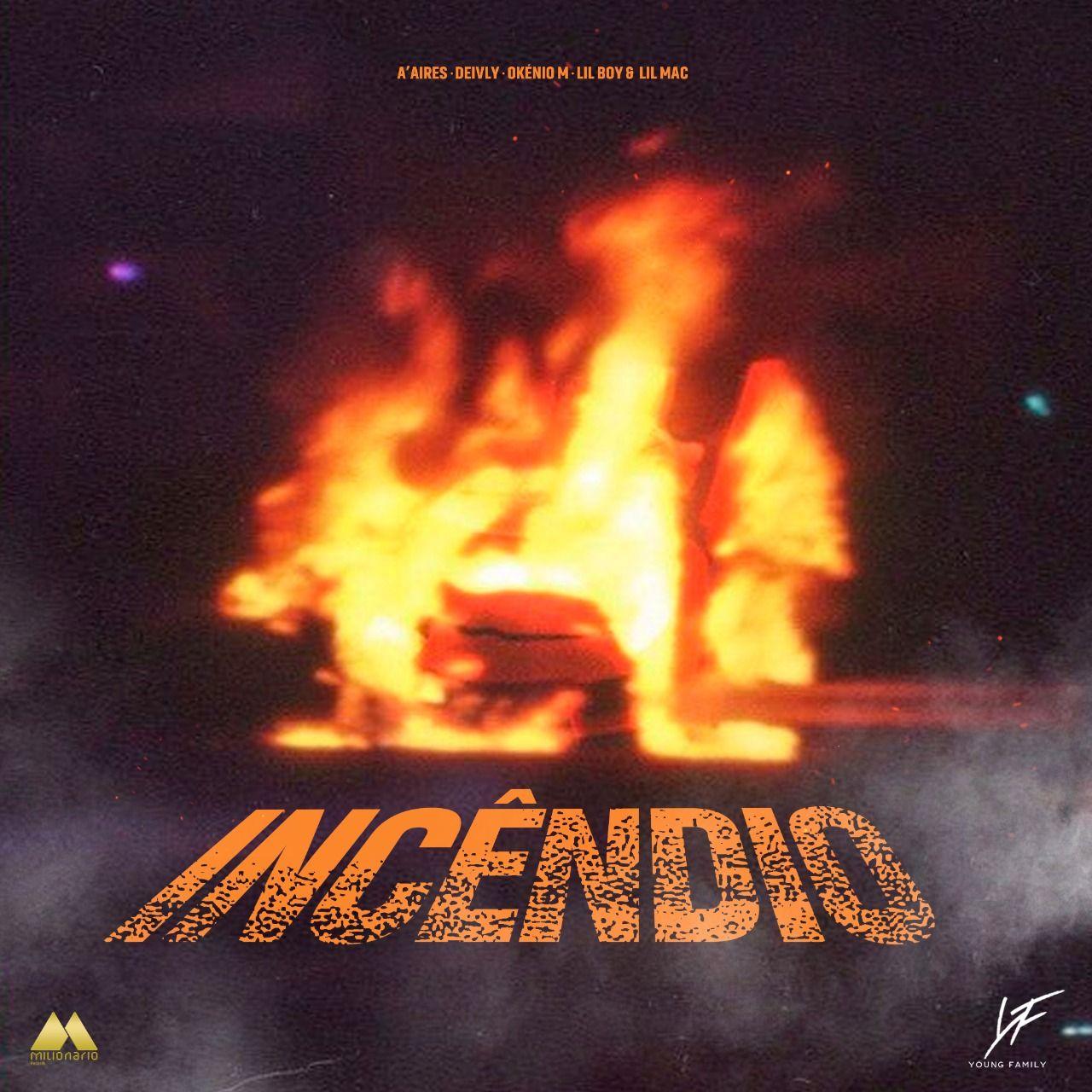 Young Family - Incêndio (Rap) 2021