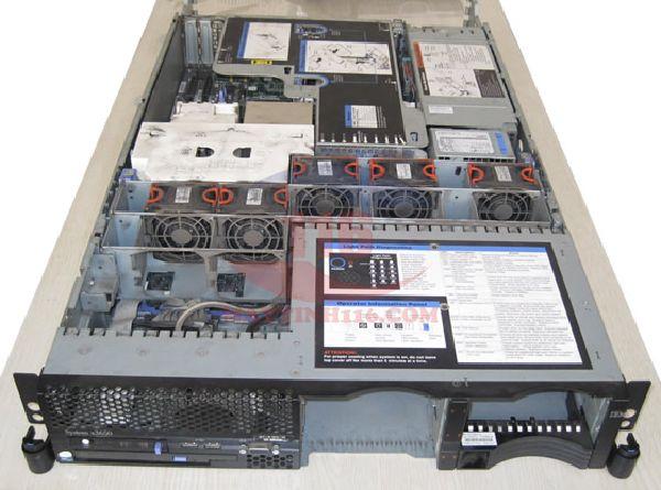 Khôi phục dữ liệu RAID 5 server IBM x3650