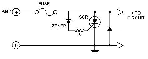 Overvoltage Crowbar Circuit #2