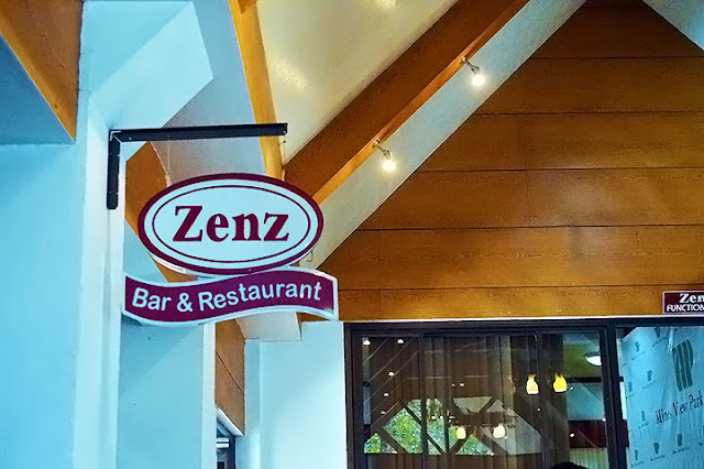 ZENZ Bar and Restaurant: Home Cooked Goodness in Baguio City
