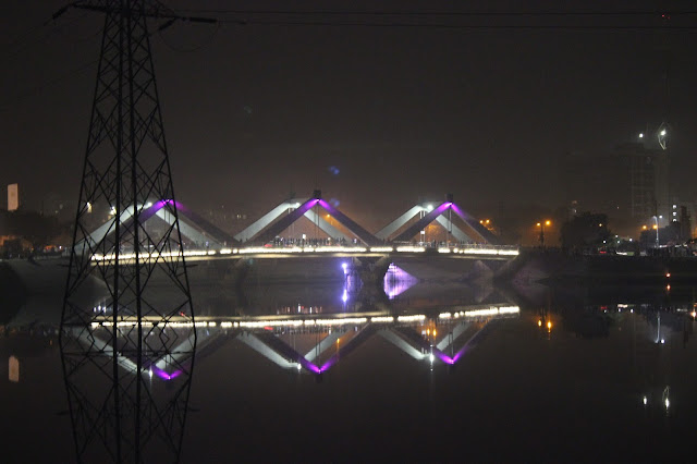 Hatirjheel bridge