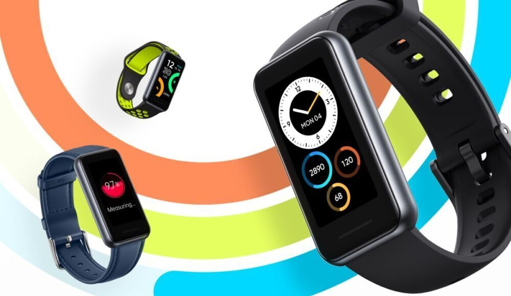Realme Band 2 Launched With an Amazing Color Display and Long Battery