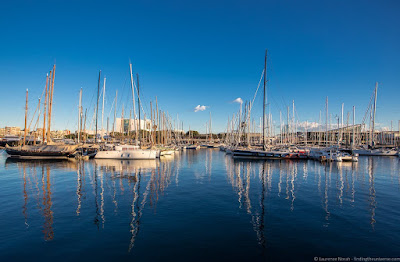 Barcelona Port_by_Laurence Norah-3