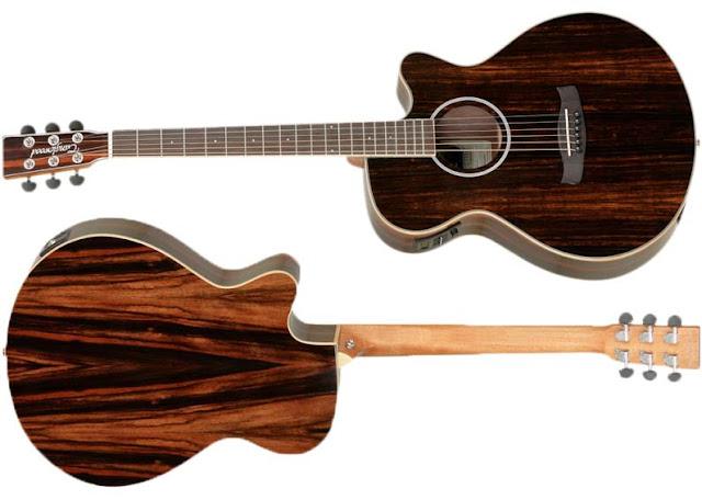 Guitarra electroacústica Tanglewood DBTSFCEAEB