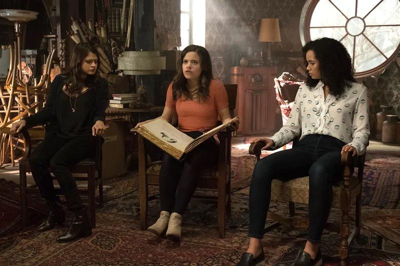 El reboot de Embrujadas, nueva serie de The CW