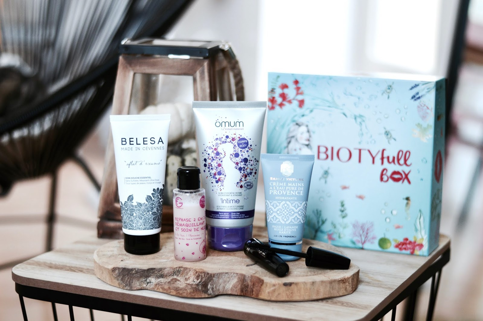 Box beauté : Biotyfull Box l'eauthentique