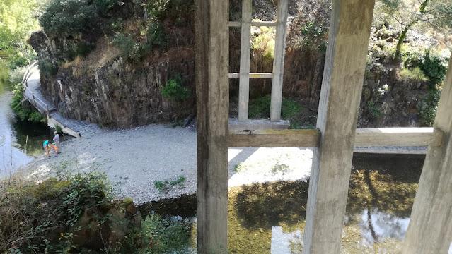 Praia Fluvial da Cabreira