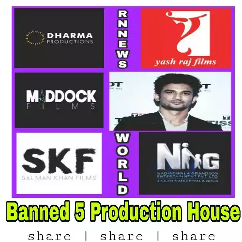 5-Production-House-That-Banned-Sushant-Singh-Rajput