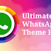 Xposed Module - Ultimate WhatsApp Theme Engine