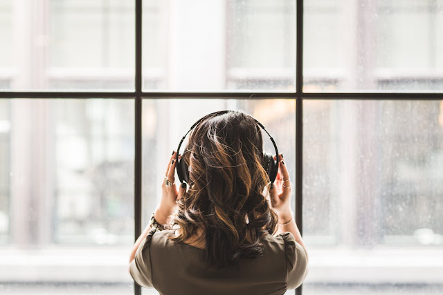listen to music to beat the winter blues