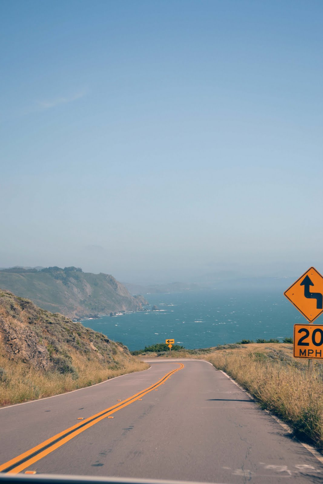 Ly + Alan: California Highway 1