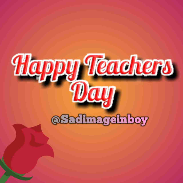 Teachers Day Images | teachers day card ideas, greetings for the day, happy teachers day quote