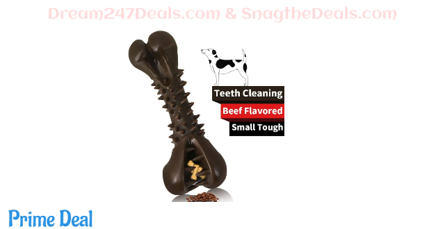 50% off Durable Dog Chew Toy