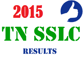 TN Board SSLC Results 2016