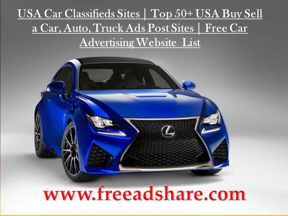 Outstanding Usa Car Classifieds Ideas - Classic Cars Ideas - boiq.info