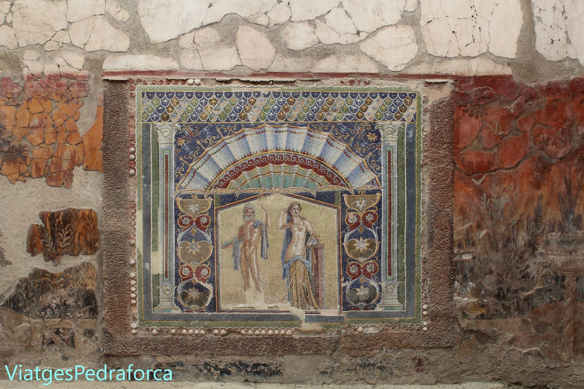 Arqueologia, Ercolano, Campània, Itàlia, Patrimoni de la Humanitat, Unesco Heritage Site