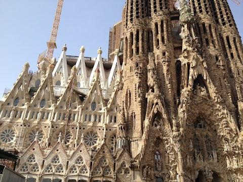 130 év után kapott építési engedélyt a Sagrada Familia
