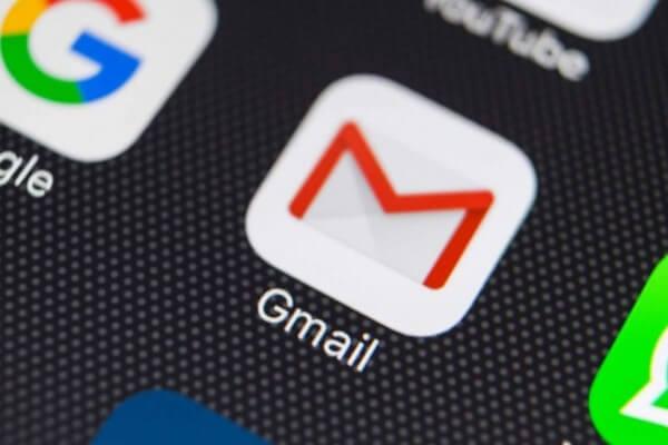 Buat Gmail lewat HP