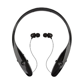 Headset Bluetooth HBS900 HBS-900 Black Special Gift Box Sisa Stok