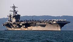 USS Carl Vinson Aircraft Carrier
