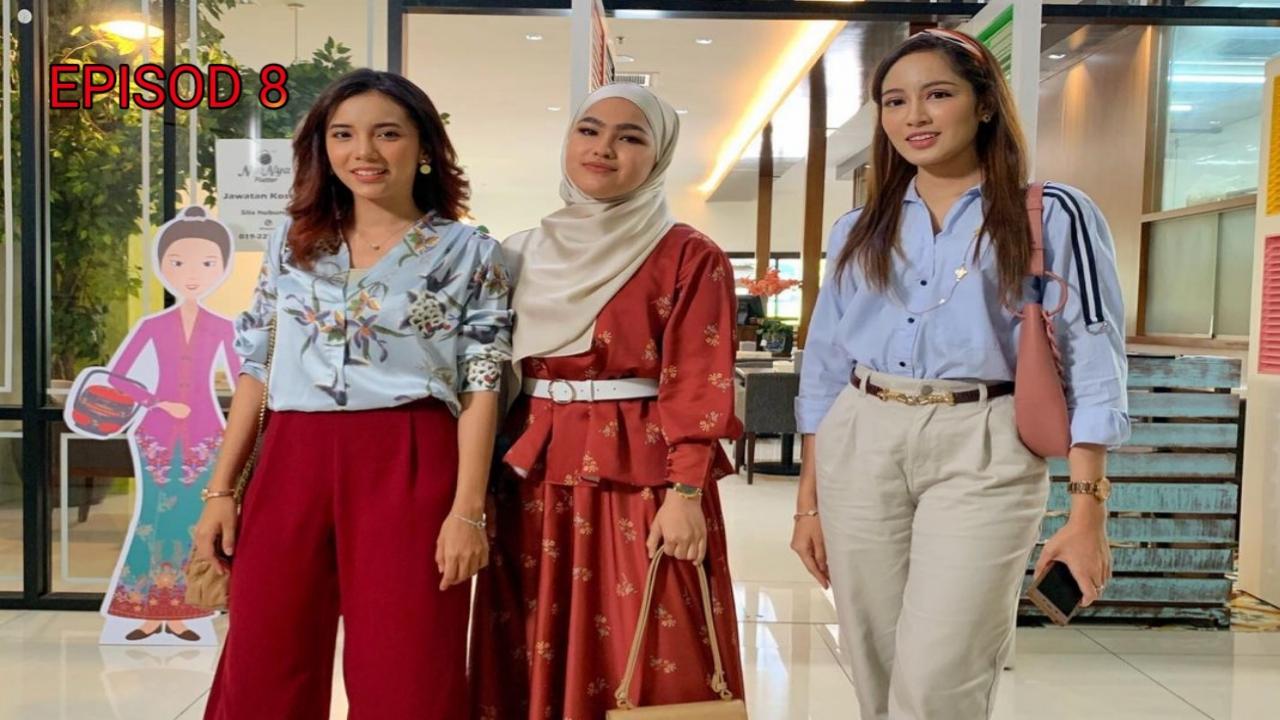 Tonton Drama Dear Cinta Episod 8 (Samarinda TV3)