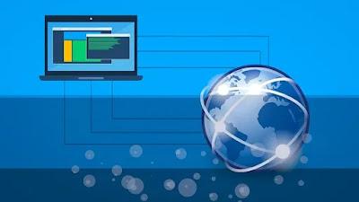 Masukkan nama domain ke placeholder di atas dan klik  Cara Menemukan alamat IP situs web