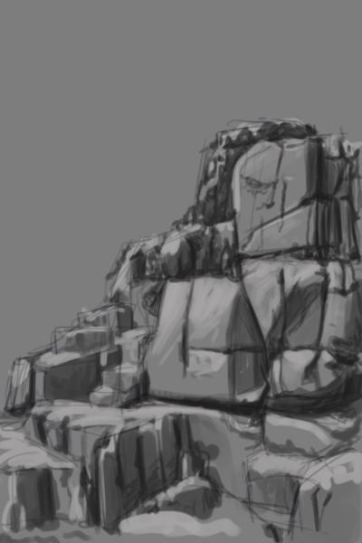 [Image: Mountain_rock_Study.jpg]