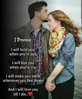 i promise status