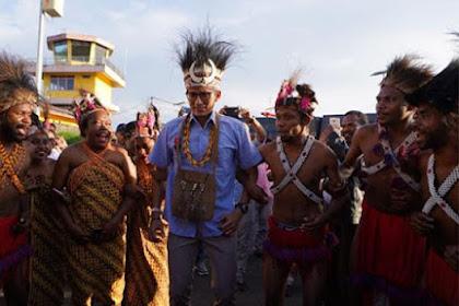Sandi: Wajar Papua Marah, Negerinya Kaya Raya tapi Orangnya Miskin