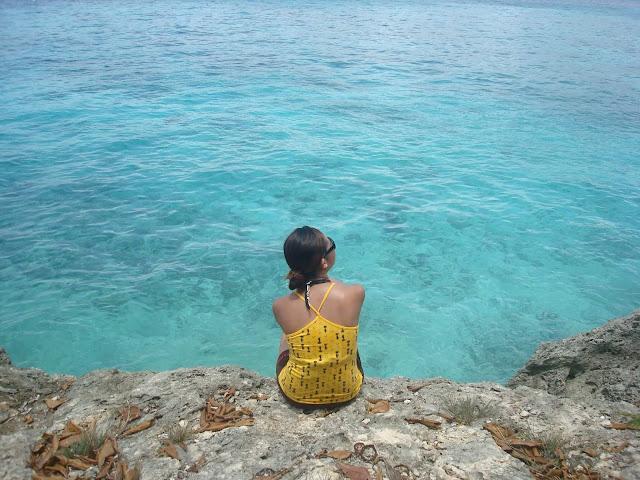 Sumilon Island in Philippines