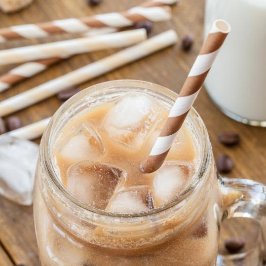 boisson diy rafraichissante pour l'été café