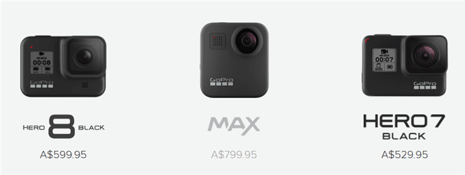 GoPro-the-latest-products-and-prices